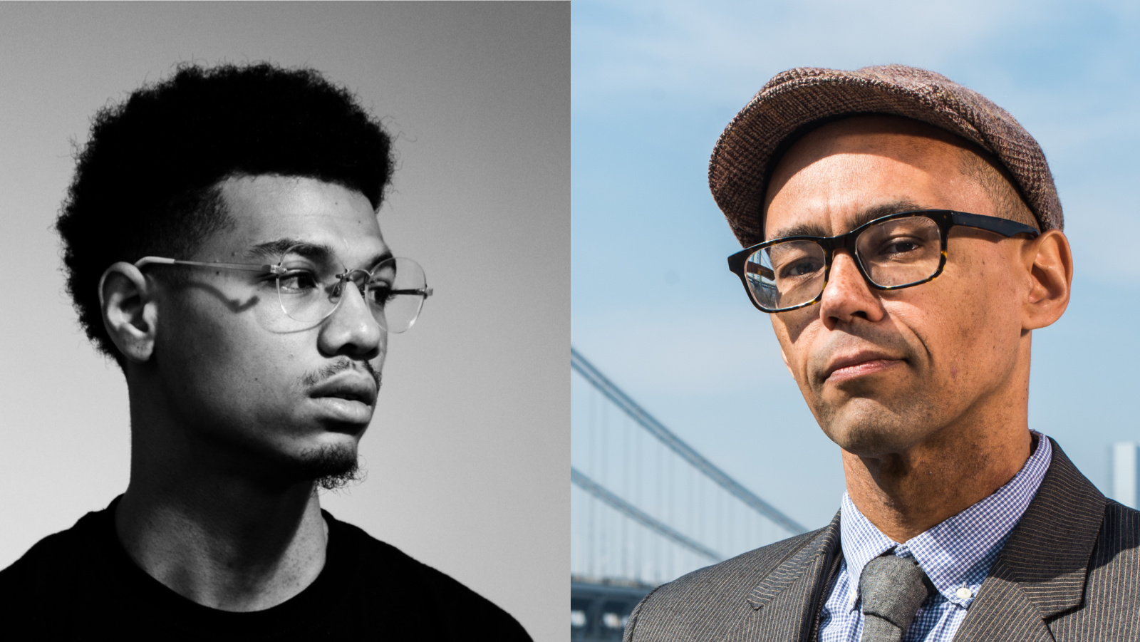 Kian Chung and Victor LaValle