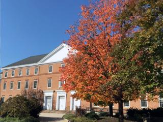 Tawes Hall at the University of Maryland